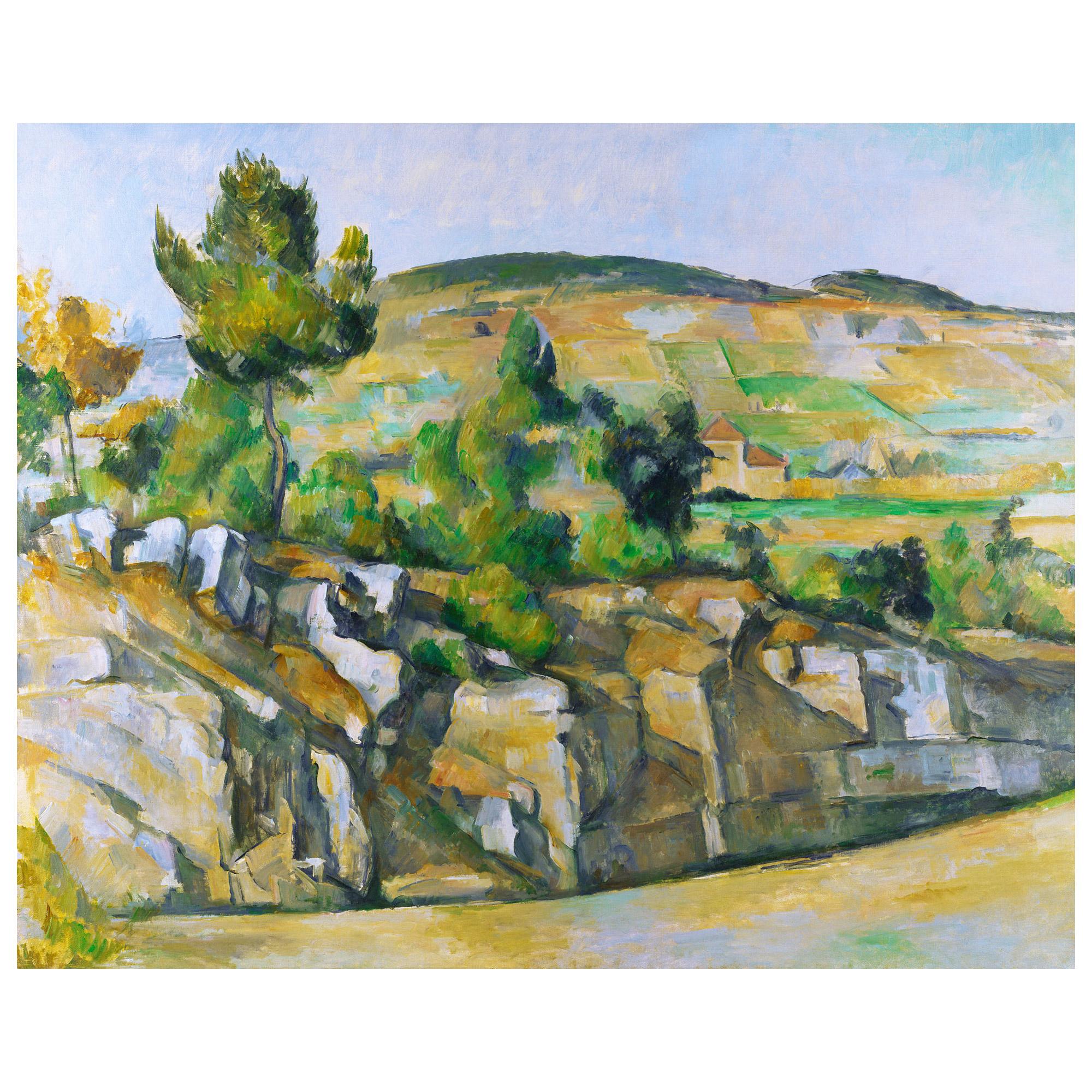 Купить Картина Склон в Провансе 50х62, 5 см, de Pacheco, картина, Россия, хлопок
