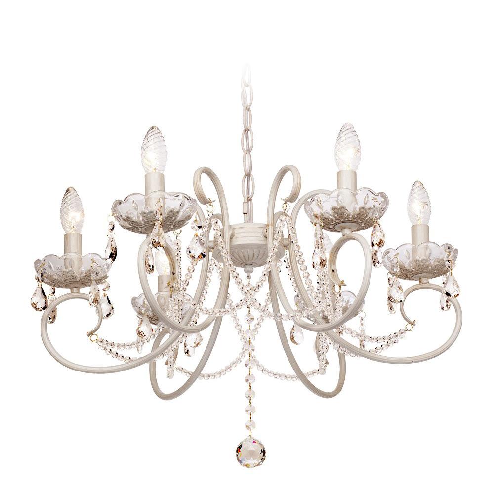 Люстра Silver Light Laurita 260.51.6 люстра silver light munich