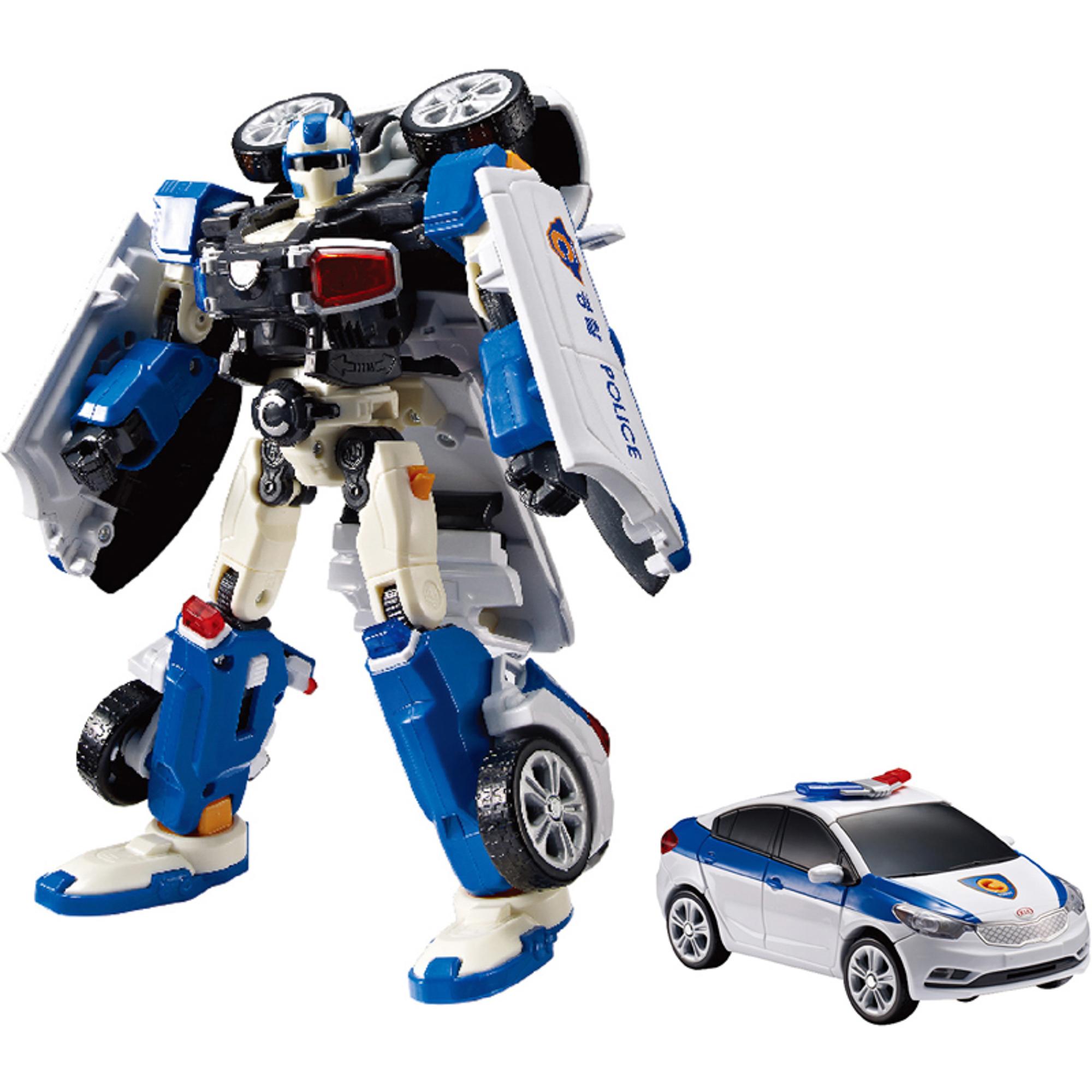 Робот-трансформер Tobot C Rescue фото