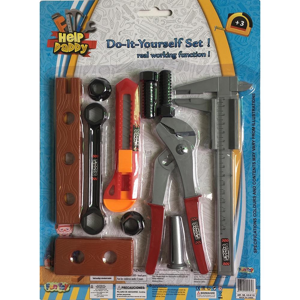 Игровой набор FUN TOY Инструменты 44410