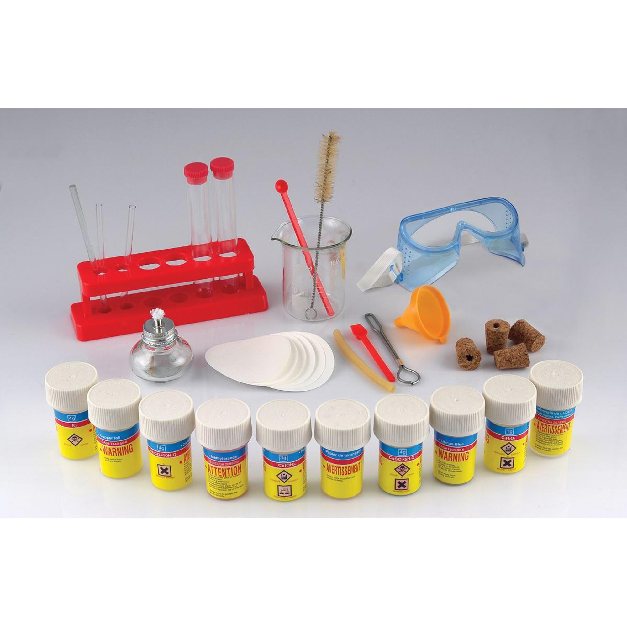 Набор Edu-toys Химическая лаборатория.