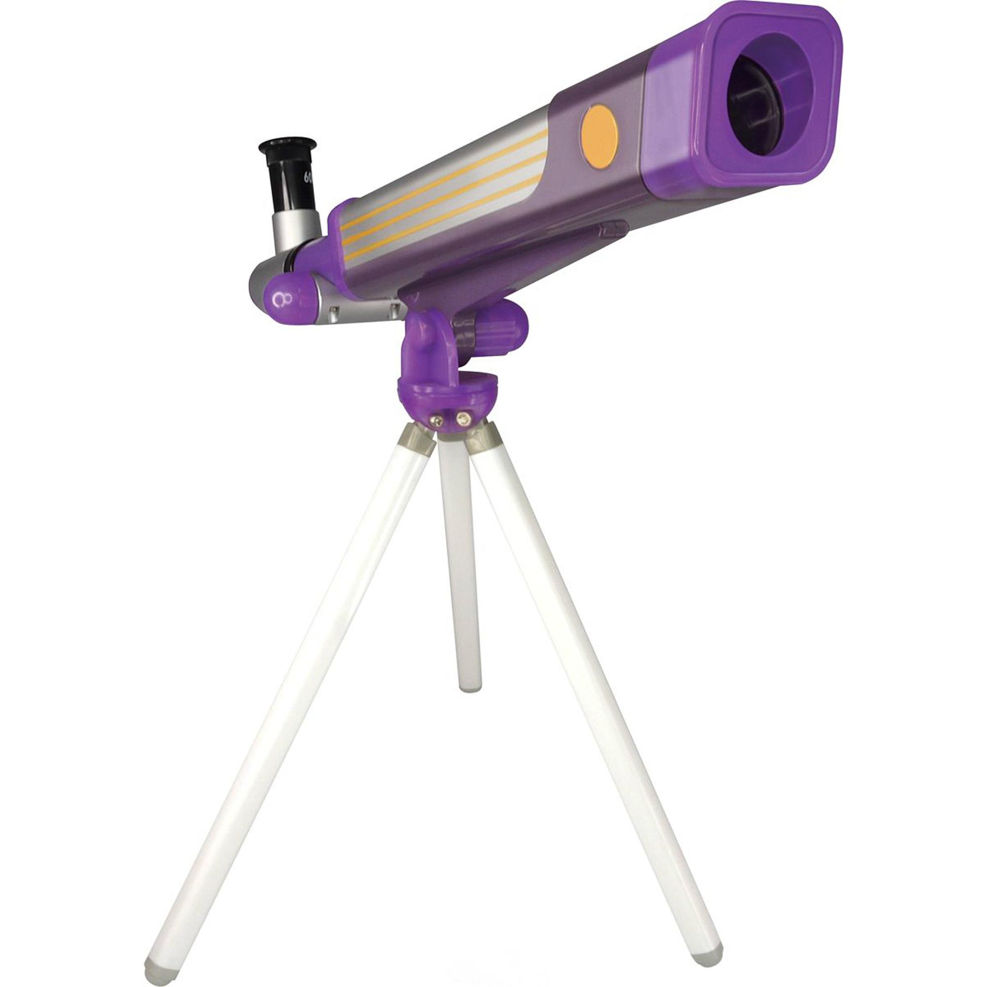 Телескоп Edu-toys 20x40x60.