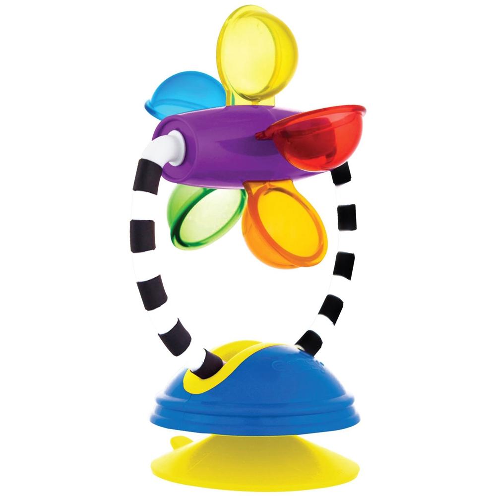 Фото - Игрушка для ванны Sassy Вращающийся цветочек 20 см музыкальная игрушка sassy мой телефон 20 см