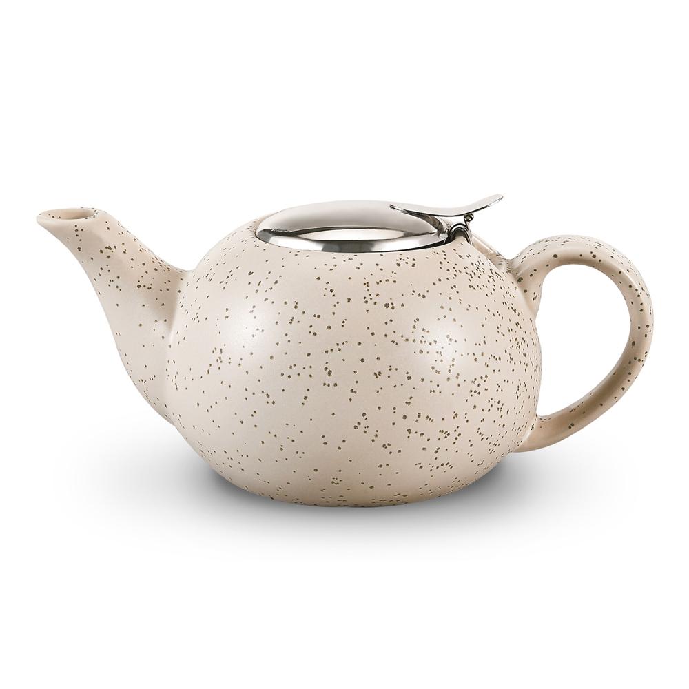 Чайник заварочный с ситечком Fissman 0,8 л fissman заварочный чайник sweet dream 1 5 л белый