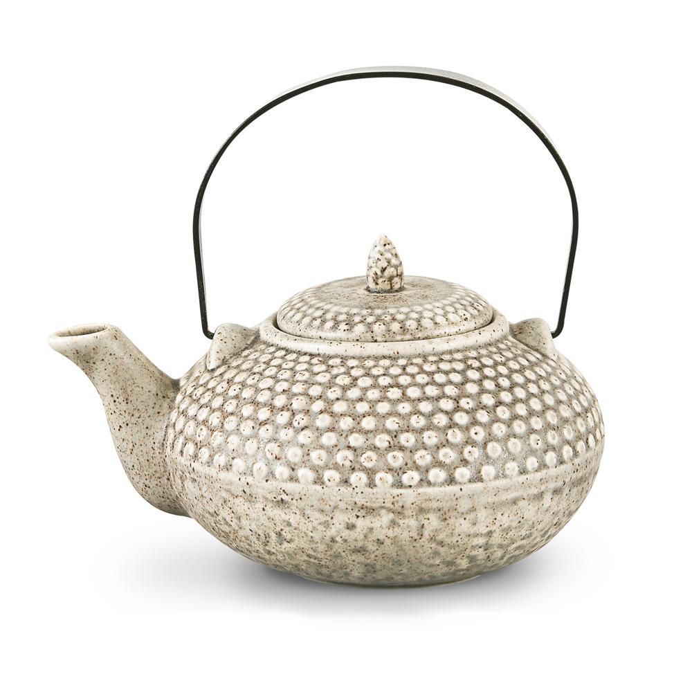 Чайник заварочный с ситечком Fissman 0,75 л fissman заварочный чайник sweet dream 1 5 л белый