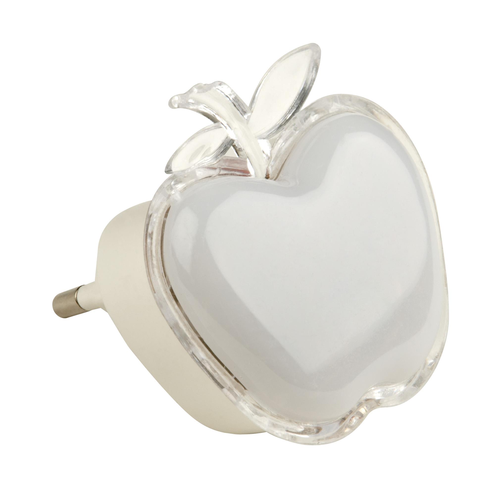 Ночник светодиодный rgb Uniel dtl-308 яблоко