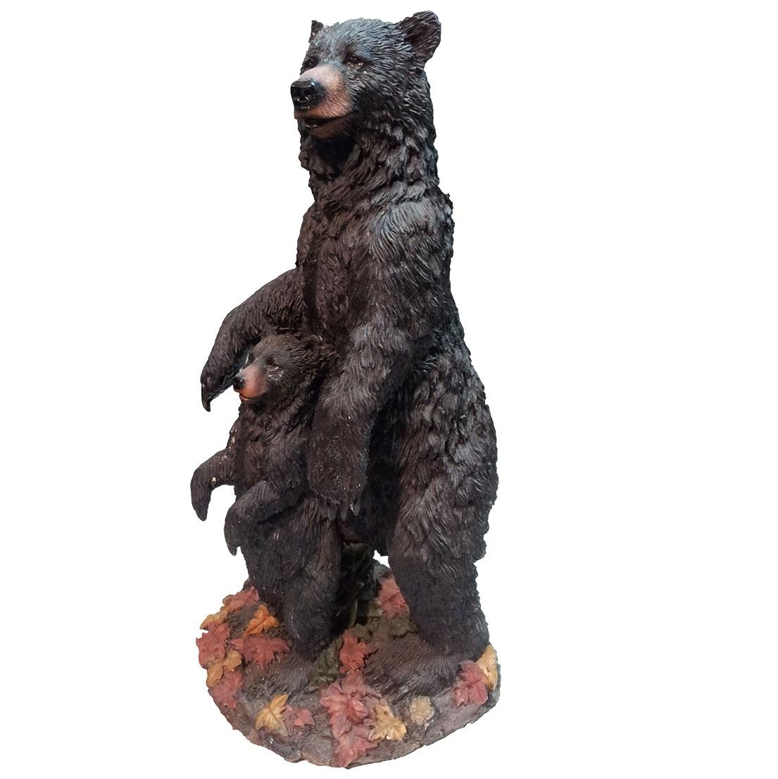 Фигура садовая Тпк полиформ Медведи-два h-58 см