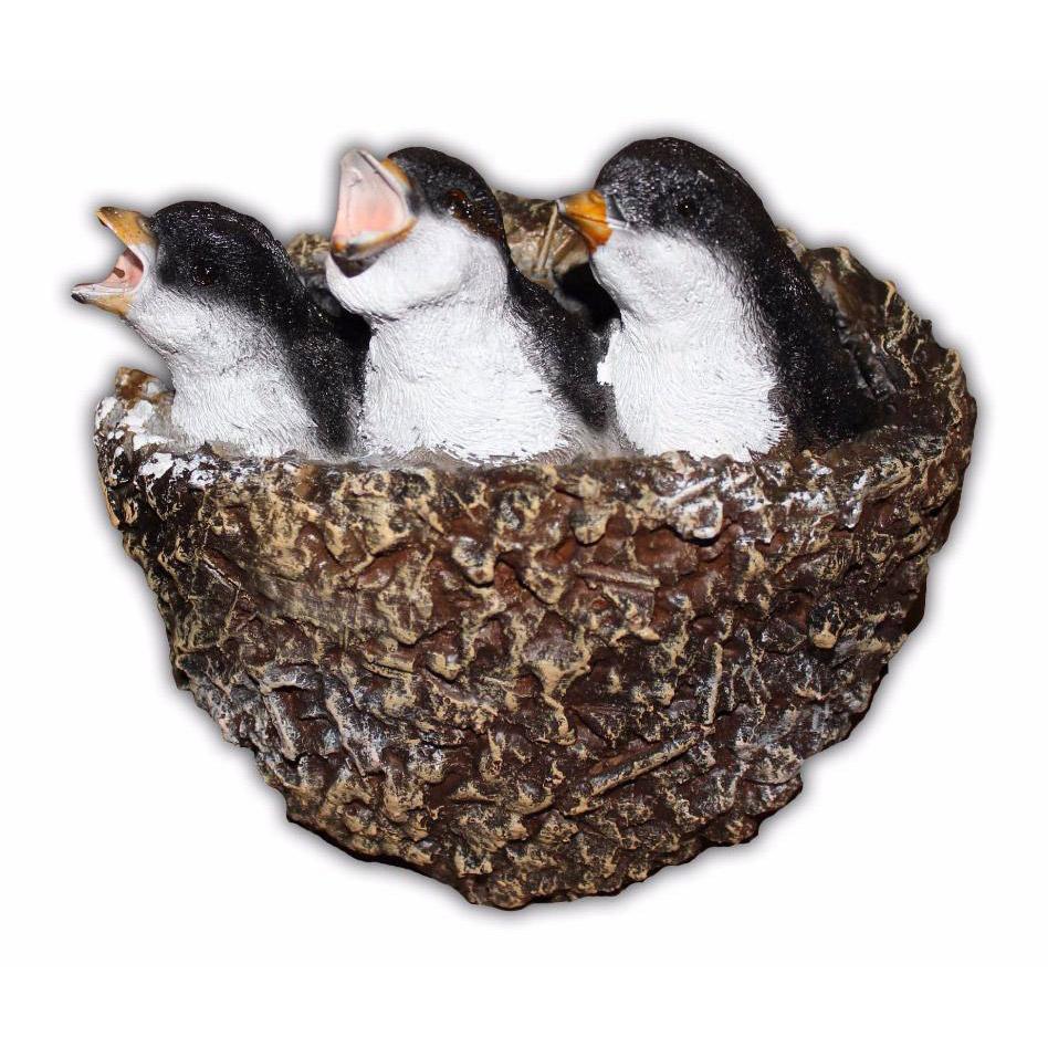 Фигура навесная ТПК Полиформ Птенцы в гнезде