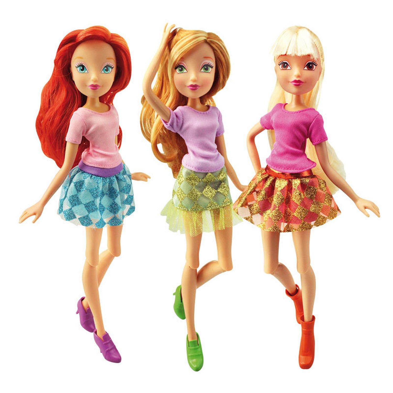 Кукла Winx Club Городская магия 26 см фото