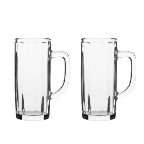 Кружка для пива Luminarc 330мл гамбург 2шт (H5126) набор кружек для пива гамбург 2шт 500мл стекло
