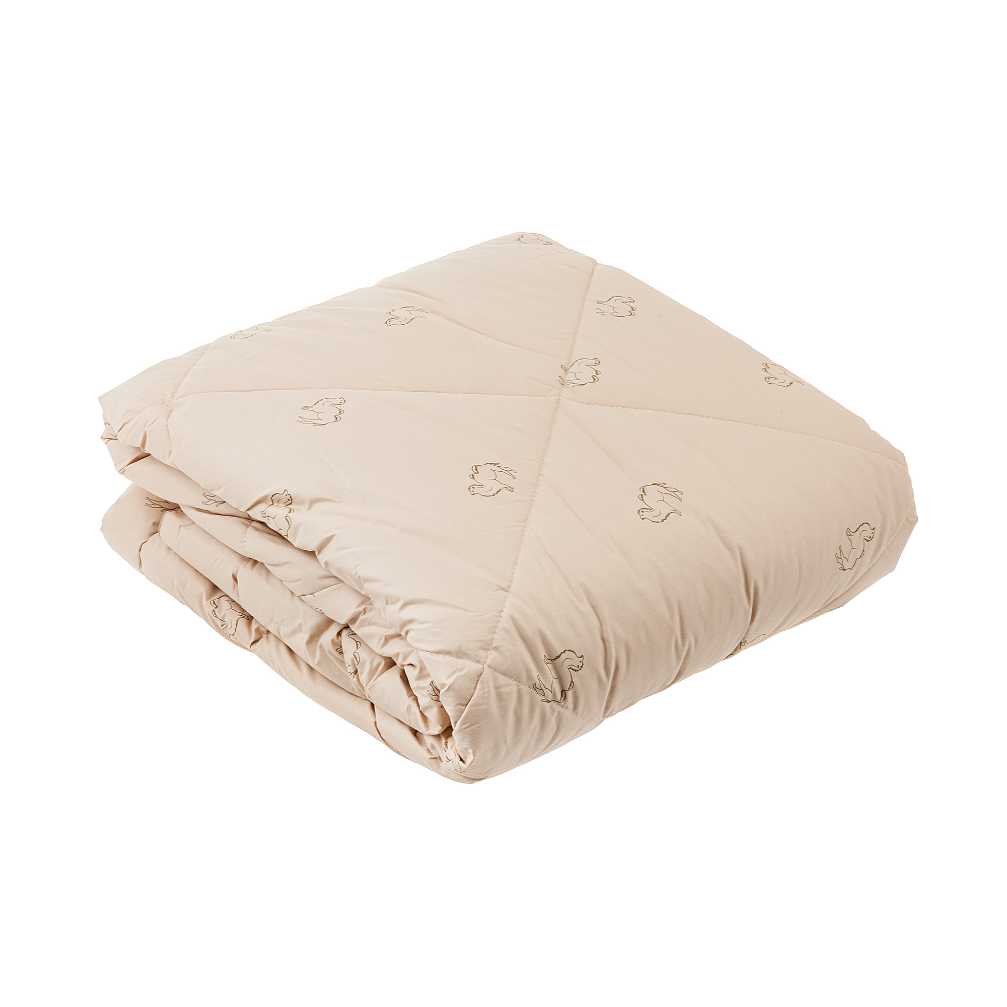 Фото - Одеяло стеганое легкое караван 140x205 Belashoff одеяло верблюжья шерсть тик с кантом 172х205 см