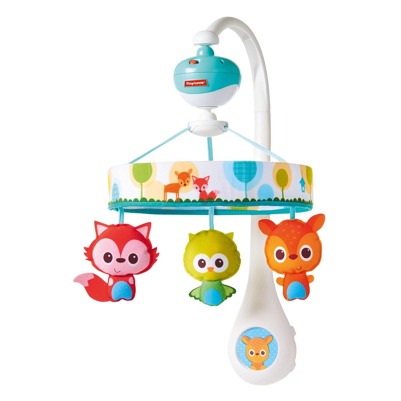 Музыкальный мобиль Tiny Love Маленькие друзья (1303806830)
