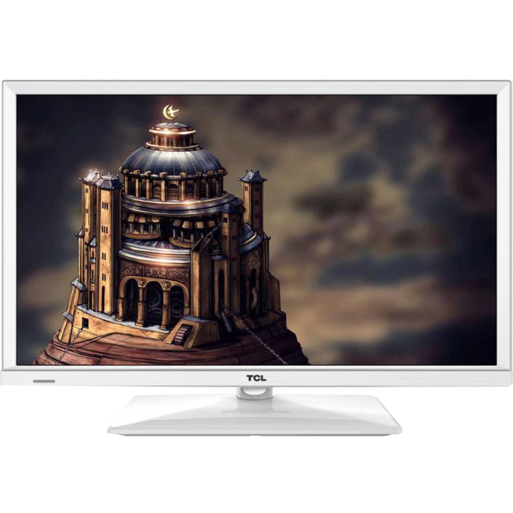 Телевизор TCL LED24D2710W White