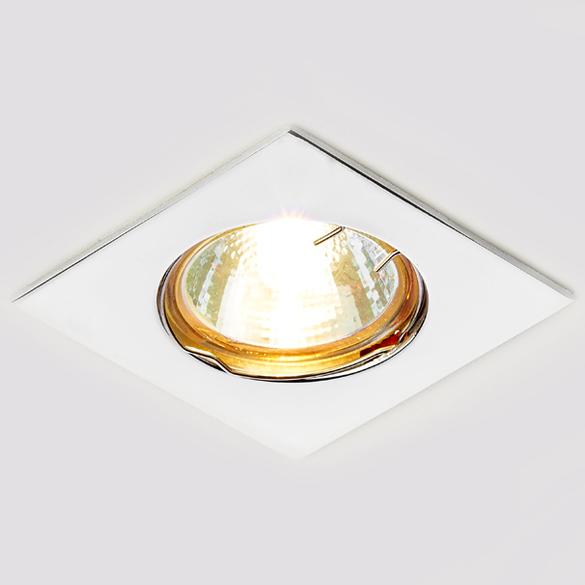 Светильник хром mr16 Ambrella light 866A CH