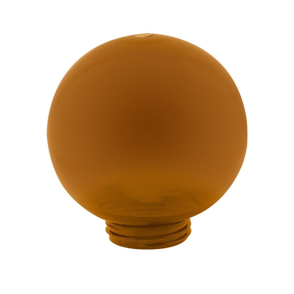 Рассеиватель Uniel шар ufp-r200a bronze недорого