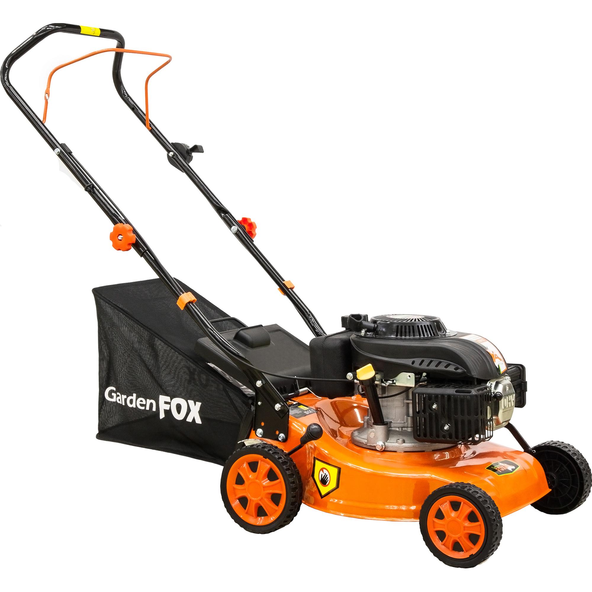 газонокосилка самоходная Garden Fox