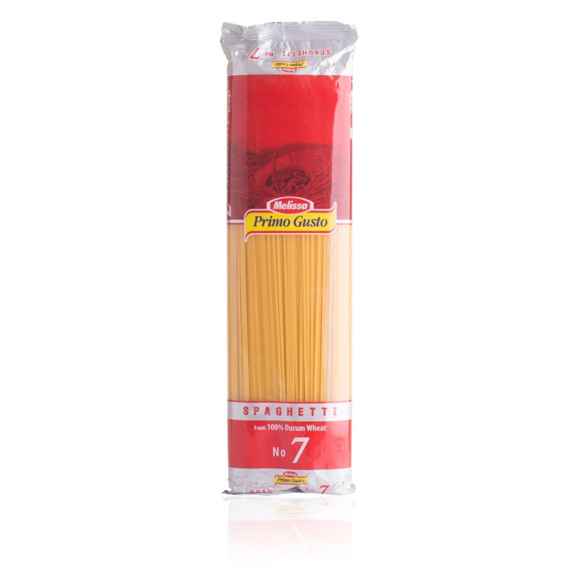 Спагетти Melissa Primo Gusto №7 500 г
