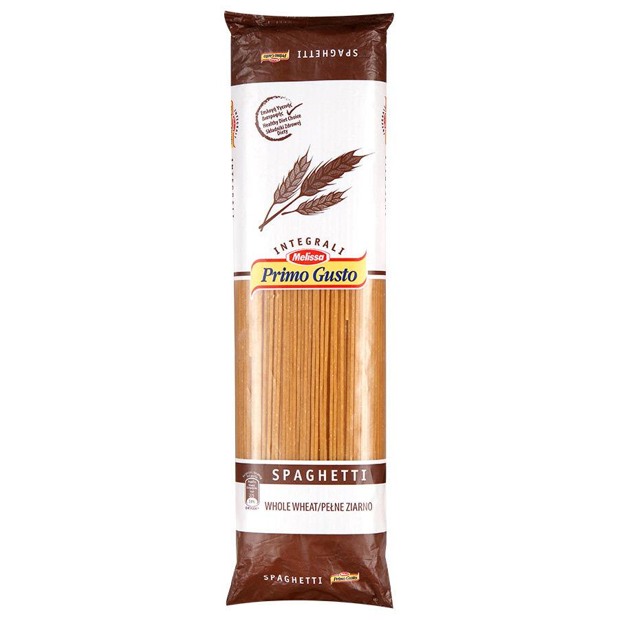 Спагетти Melissa Primo Gusto коричневые 500 г