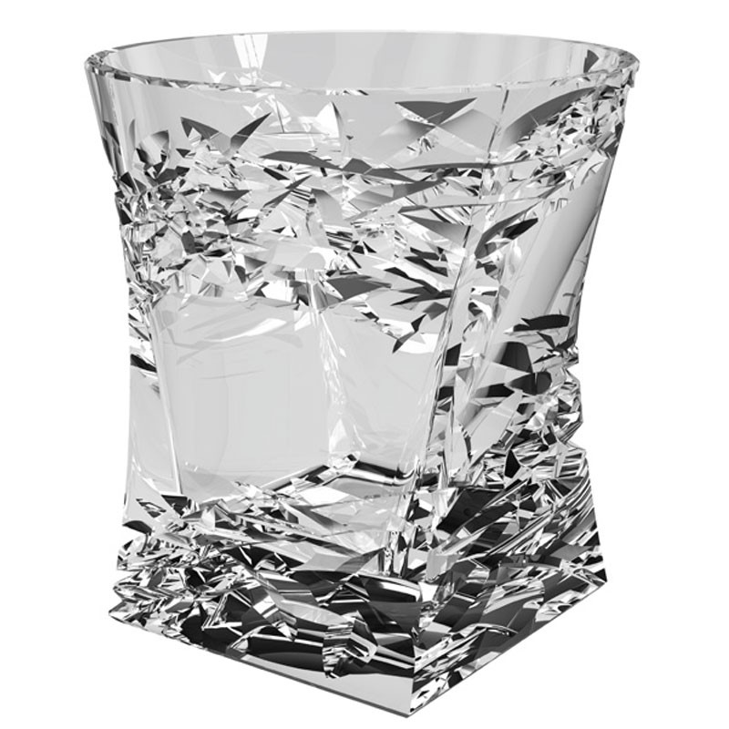 Набор стаканов для виски samurai 240мл 6 шт Crystal Bohemia (990/23510/0/22615/240-609) набор для виски 7 шт samurai crystal bohemia 990 99999 9 22615 789 709