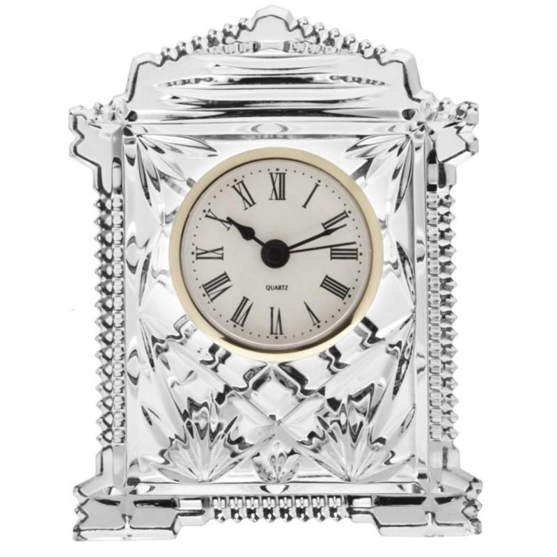 Часы настольные Crystal Bohemia 16 см часы настольные 29х20х39 см гласар часы настольные 29х20х39 см