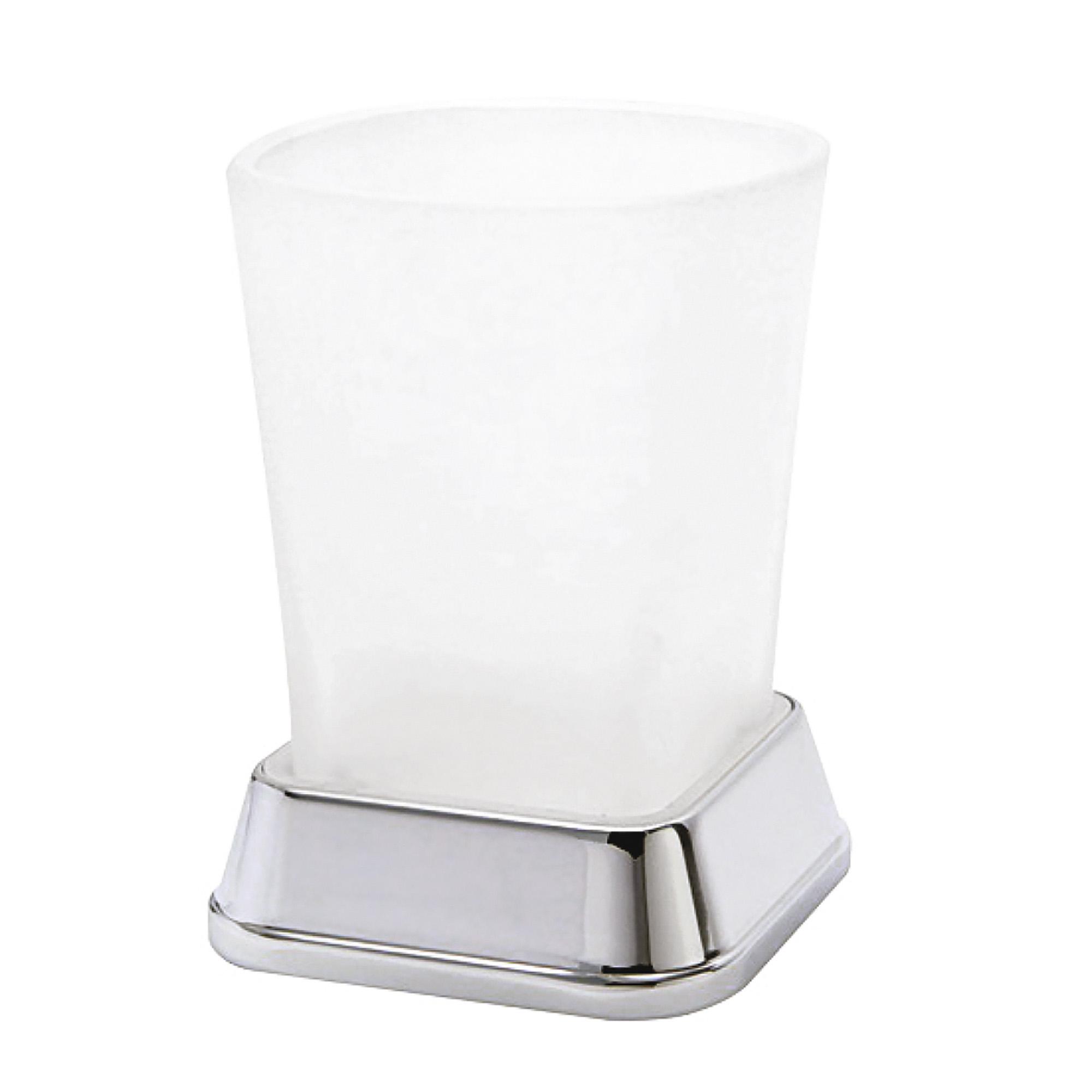 Стакан для зубных щеток K-5428 WasserKraft стакан для зубных щеток wasserkraft k 5028white