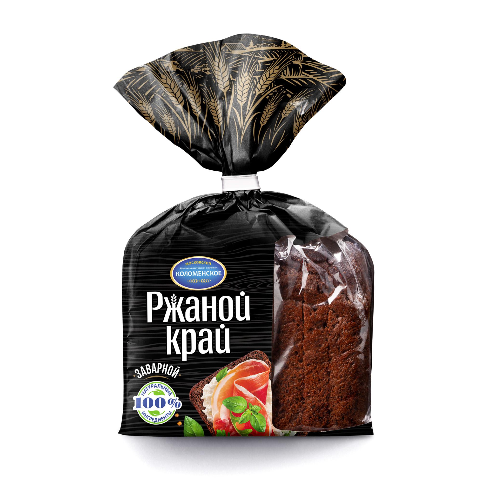 Хлеб Ржаной край 300 г