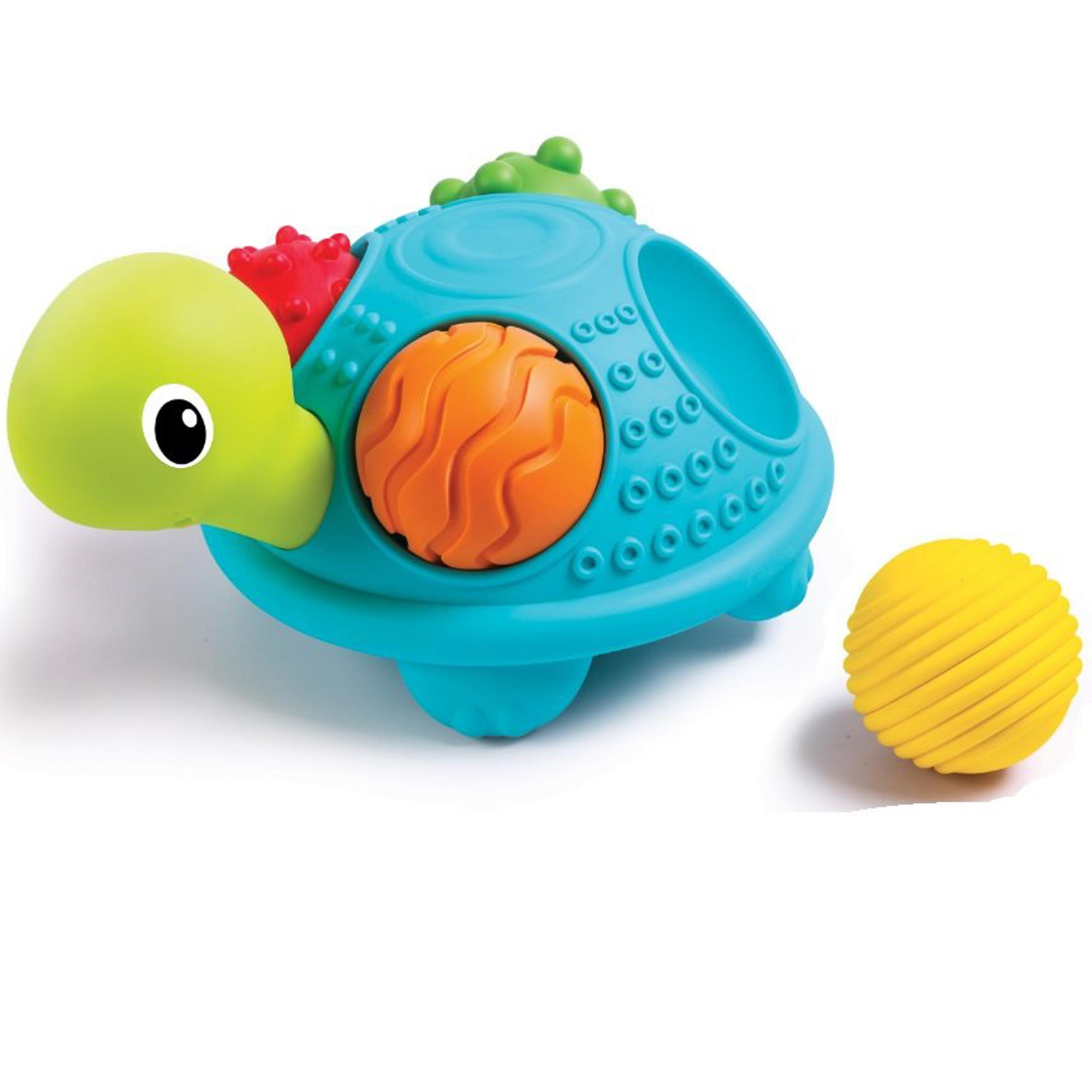 Купить Игрушка Bkids черепашка sensory, Китай, пластик, пвх, Настольные игры