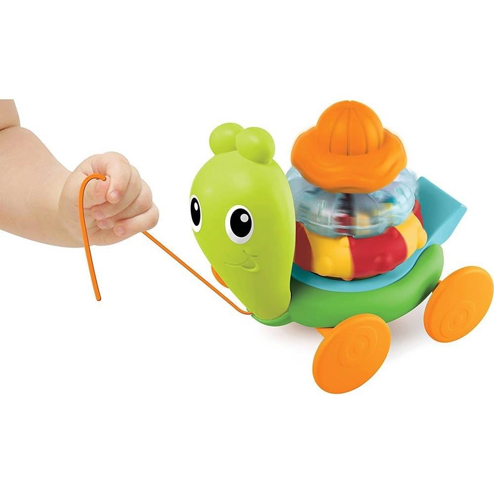Купить Игрушка Bkids улитка sensory, Китай, пластик, Настольные игры