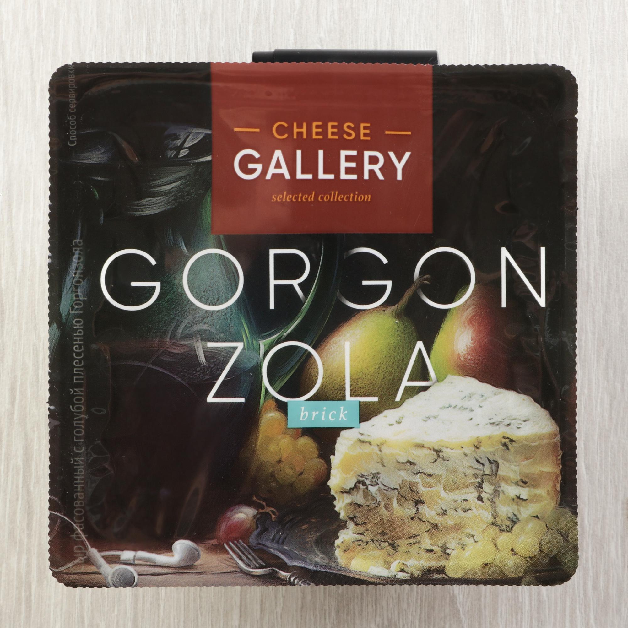 Сыр Cheeze Gallery Gorgonzola с голубой плесенью 60% 90 г недорого