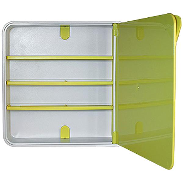 Ящик для лекарств салатовый Byline 32х32х9 см фото
