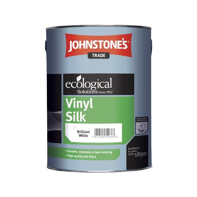 Краска JohnStones Vinyl Silk Transparent для стен и потолков 2,5 л фото