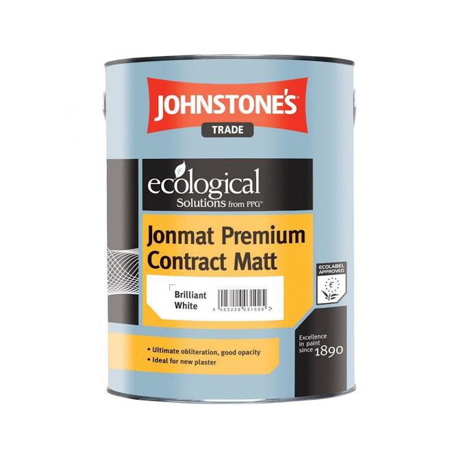 Краска JohnStones Jonmat Emulsion Brilliant White Pastel 5 л la pastel пижама женская page 5