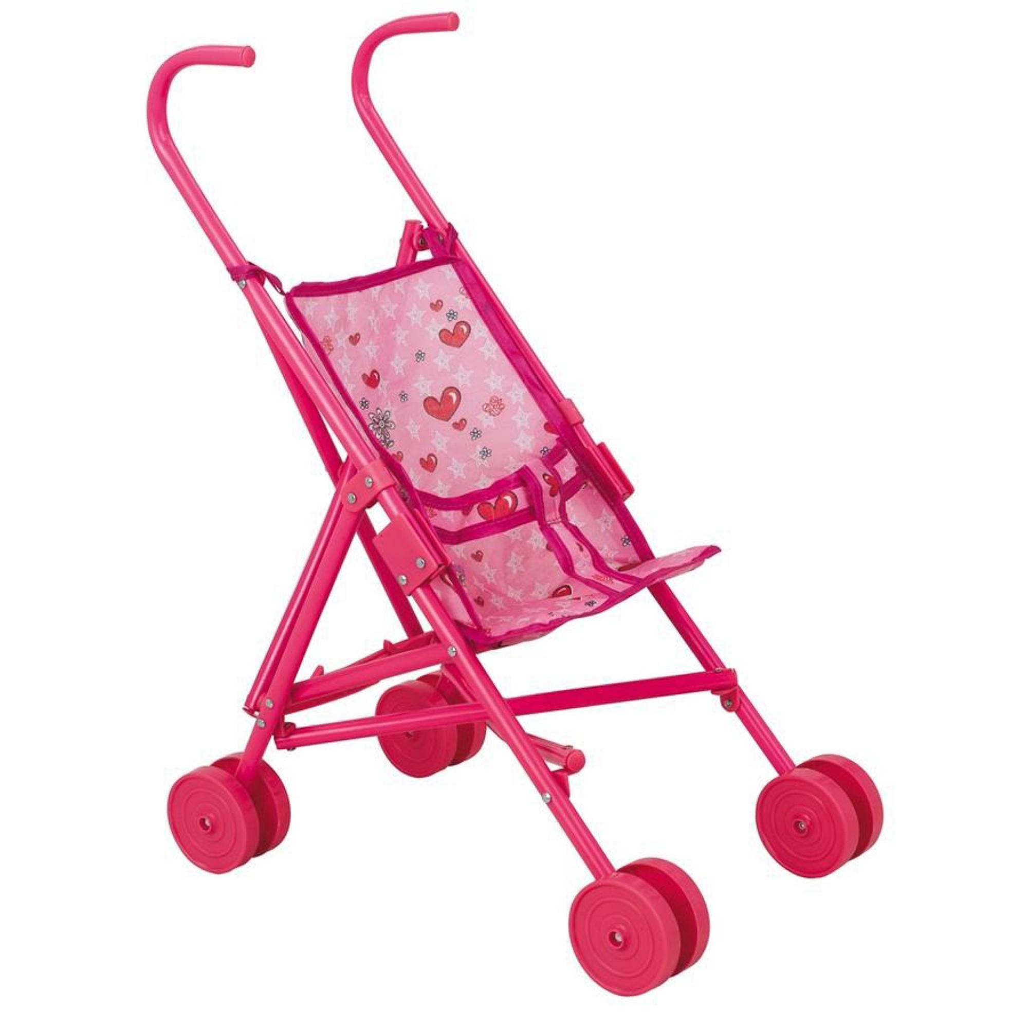Купить Коляска-трость Buggy Boom Mixy Melobo для кукол, Китай, пластик, текстиль, Кукольные аксессуары