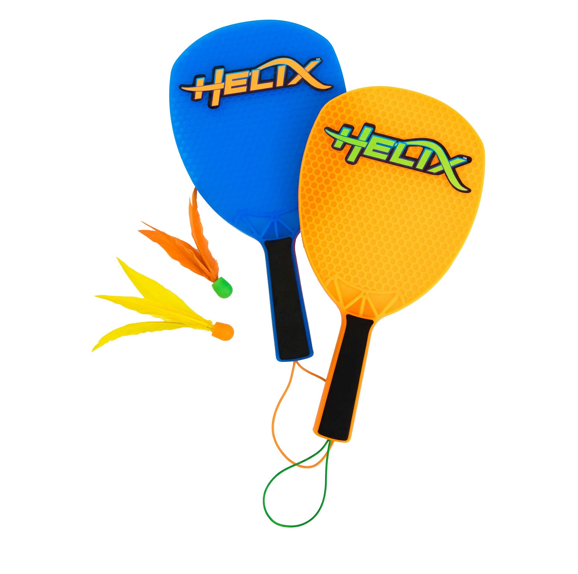 Набор для игры в бадминтон Yulu helix fun