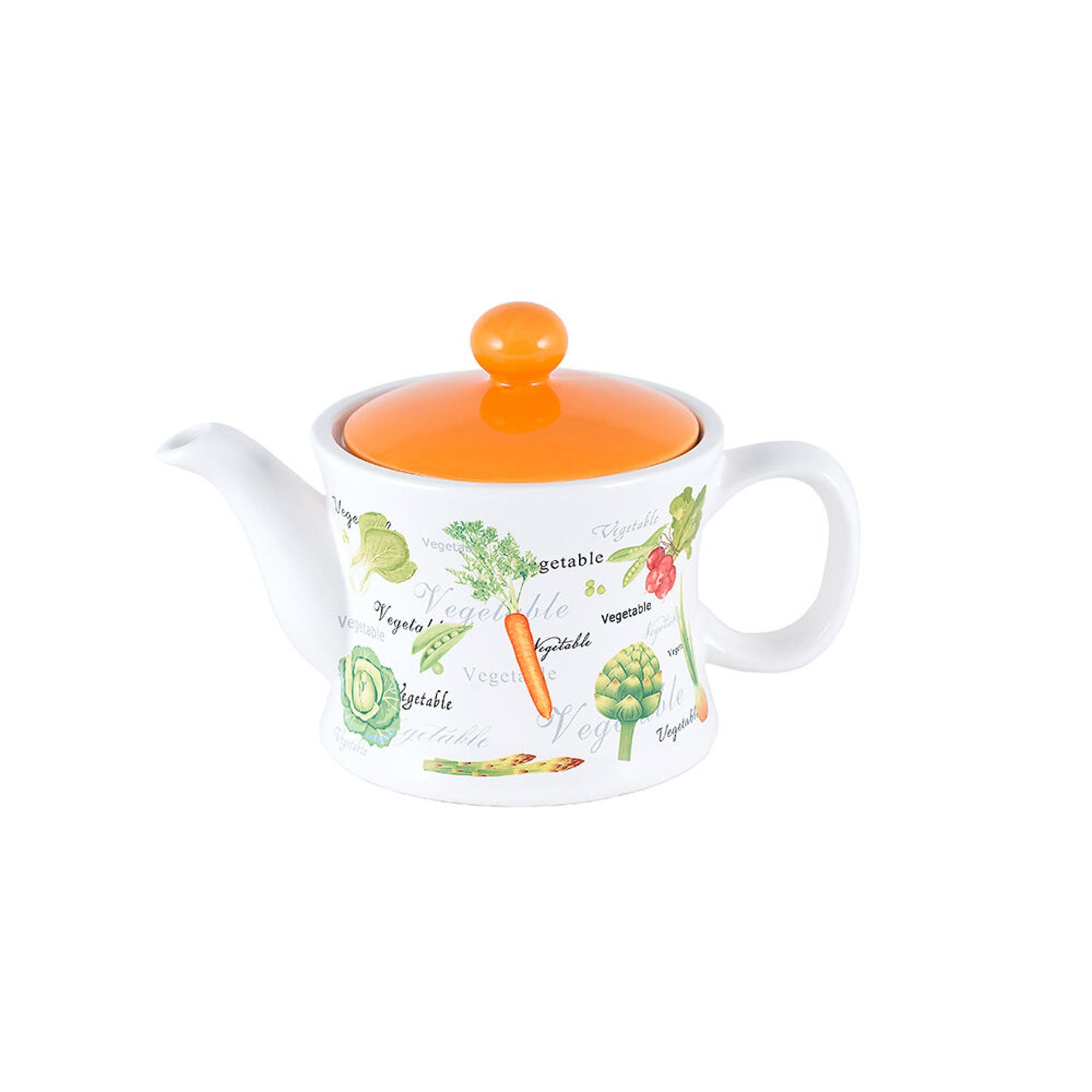 Купить со скидкой Чайник с сеткой-фильтром Gipfel vegetal 750мл