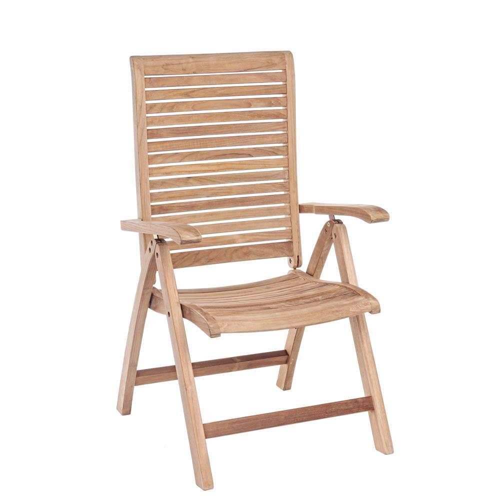 Кресло Bizzotto Maryland 61.5x64x109см