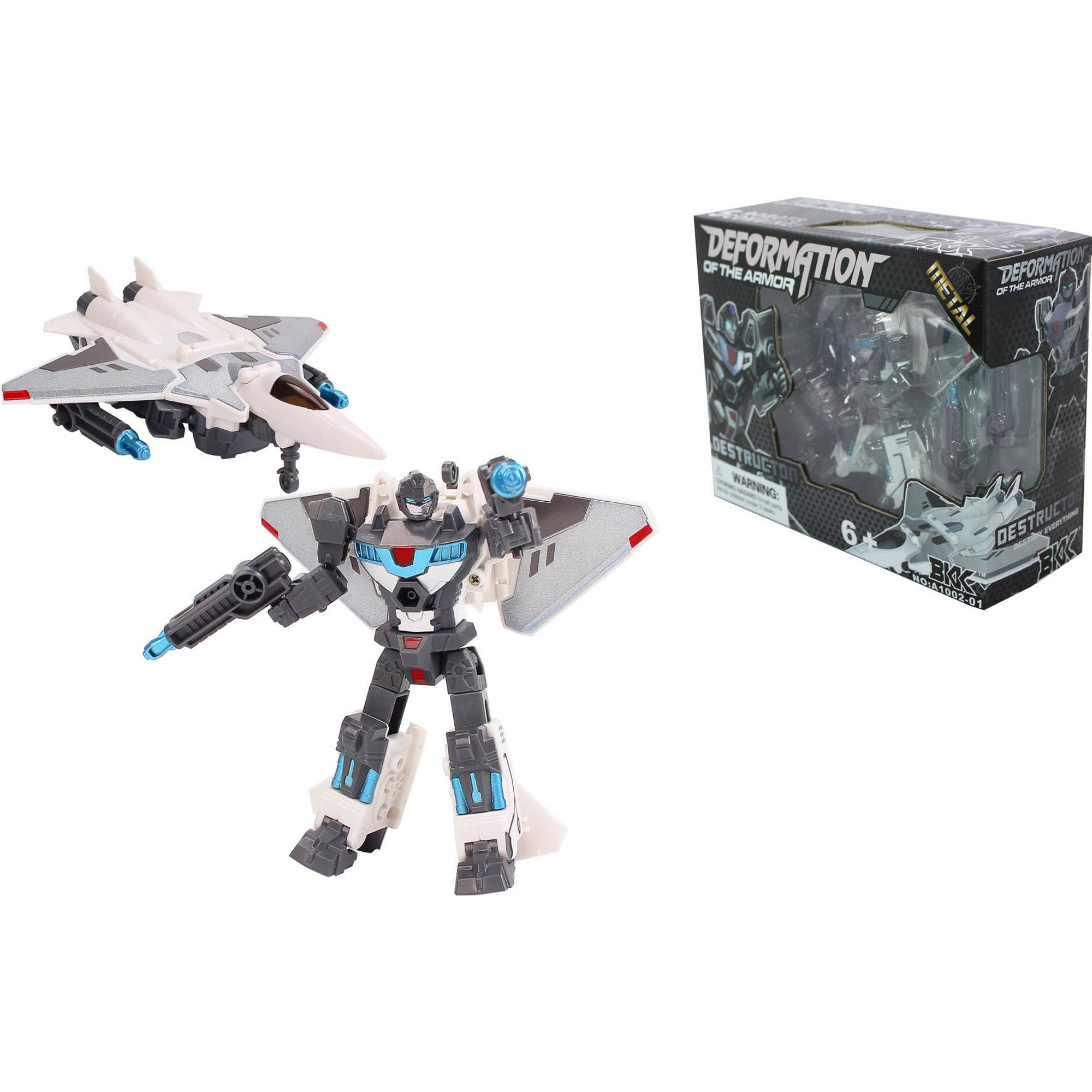 Робот-трансформер Junfa Toys Destruction фото