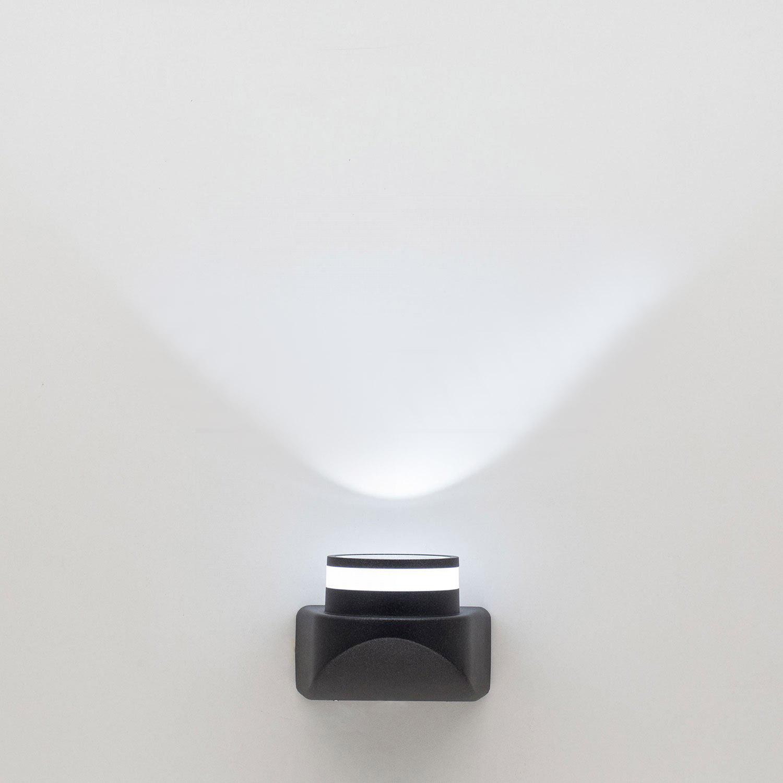 Уличный настенный светильник светодиодный Citilux CLU0004 уличный настенный светильник светодиодный citilux clu0007