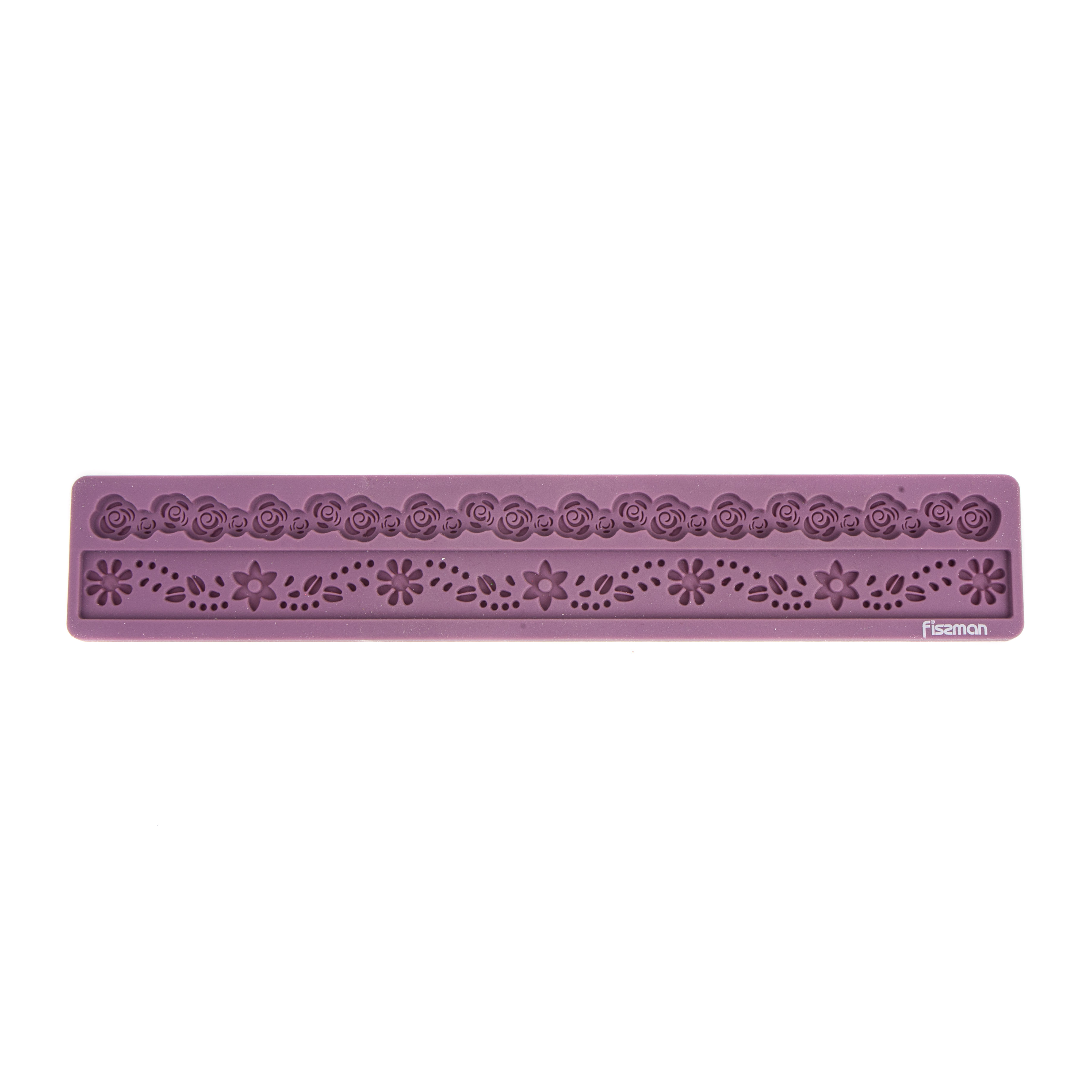 Форма для мастики Fissman текстурная 30х5 см