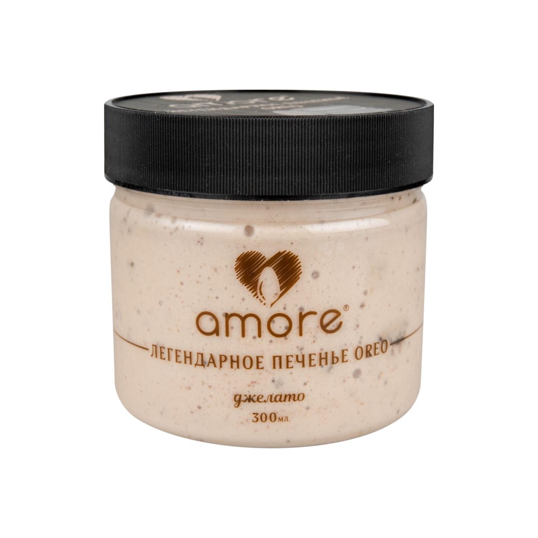 Мороженое молочное Amore Легендарное печенье Oreo 300 мл ross f oreo