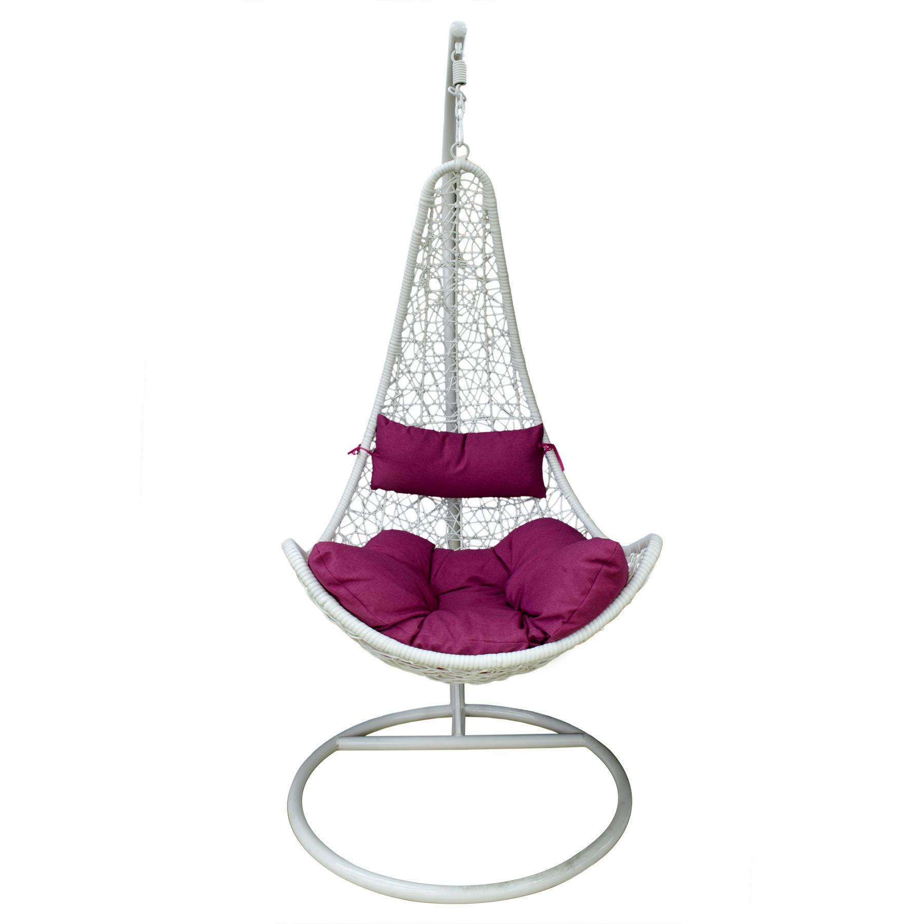 Гамак подвесной белый Art and craft furniture (D0320A)