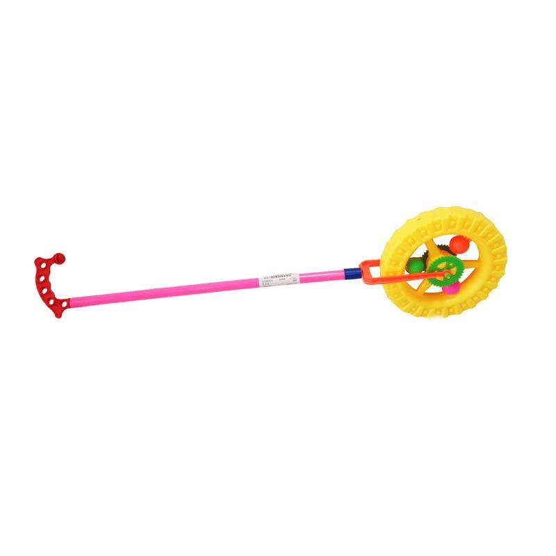 Каталка Junfa Toys Колесо 15х5х62 см