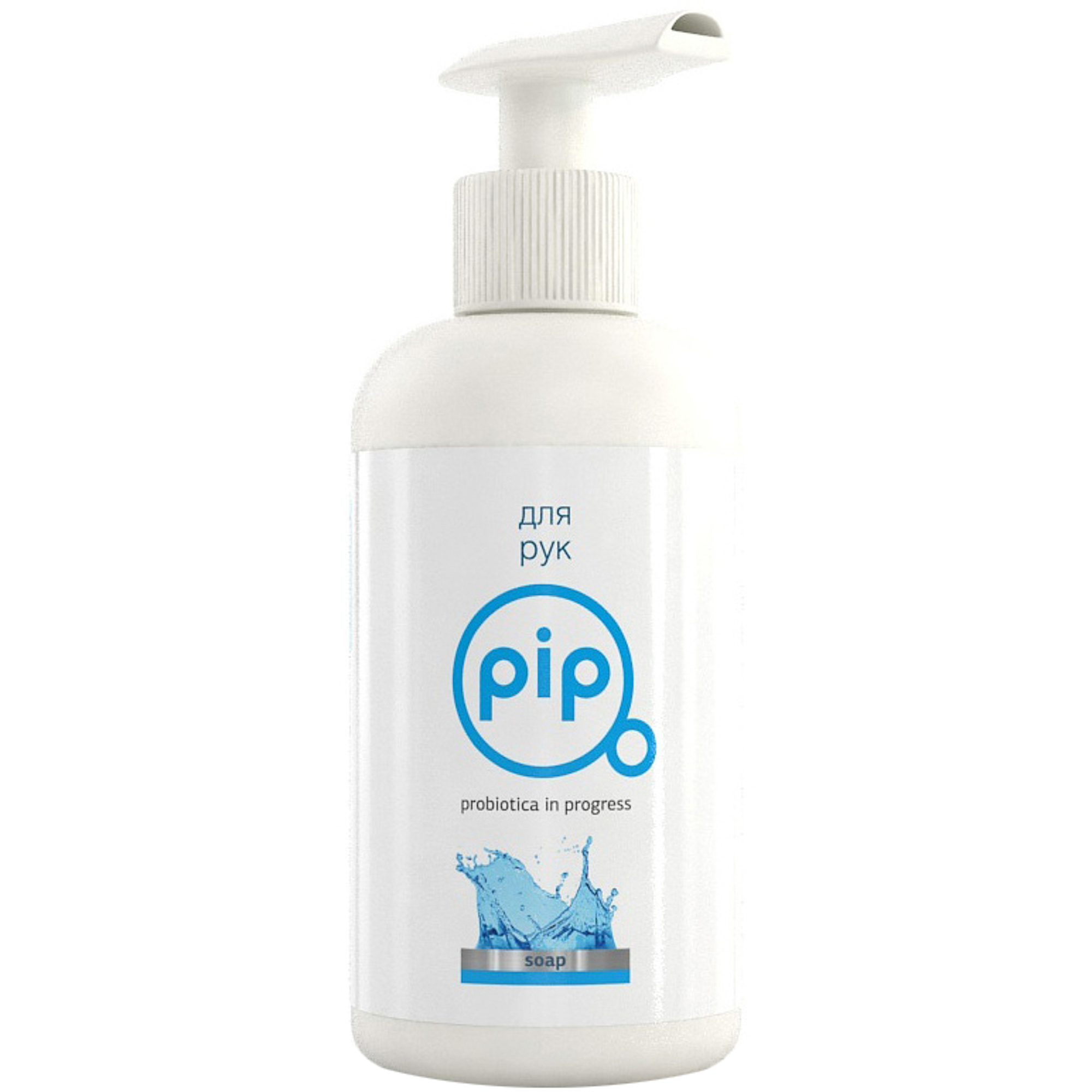 Крем-мыло PiP Для рук с Пробиотиками 250 мл