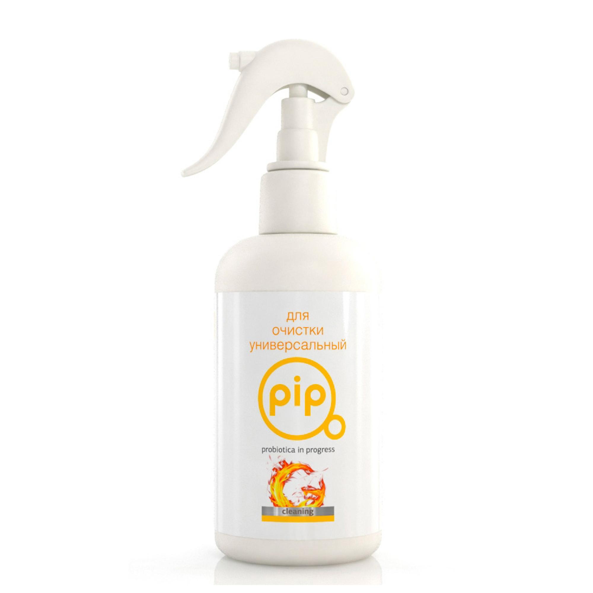 Фото - Спрей PIP для очистки универсальный 250 мл sano jet универсальный очиститель различных поверхностей с пищевой содой 750 мл спрей