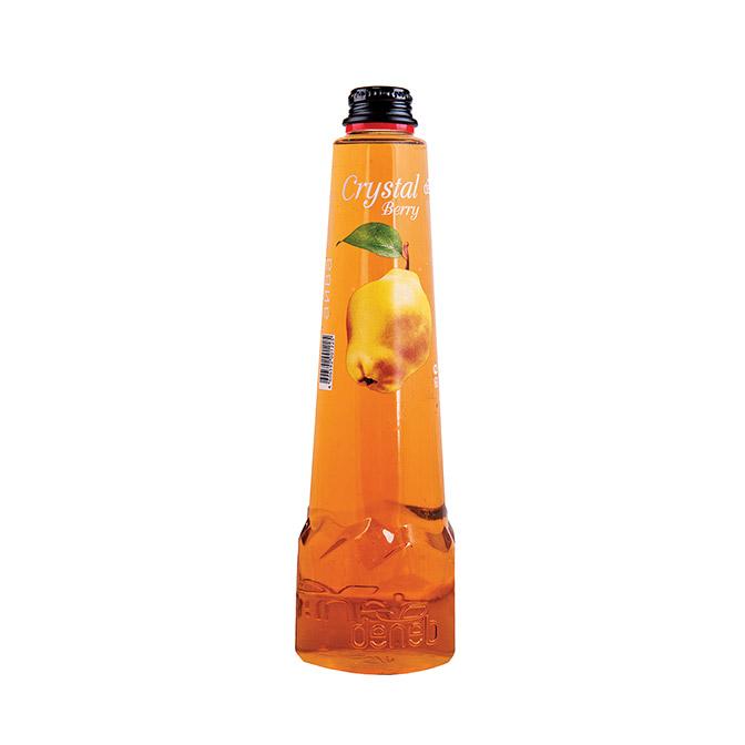 Напиток газированный Cristal Berry Айва 0,45 л