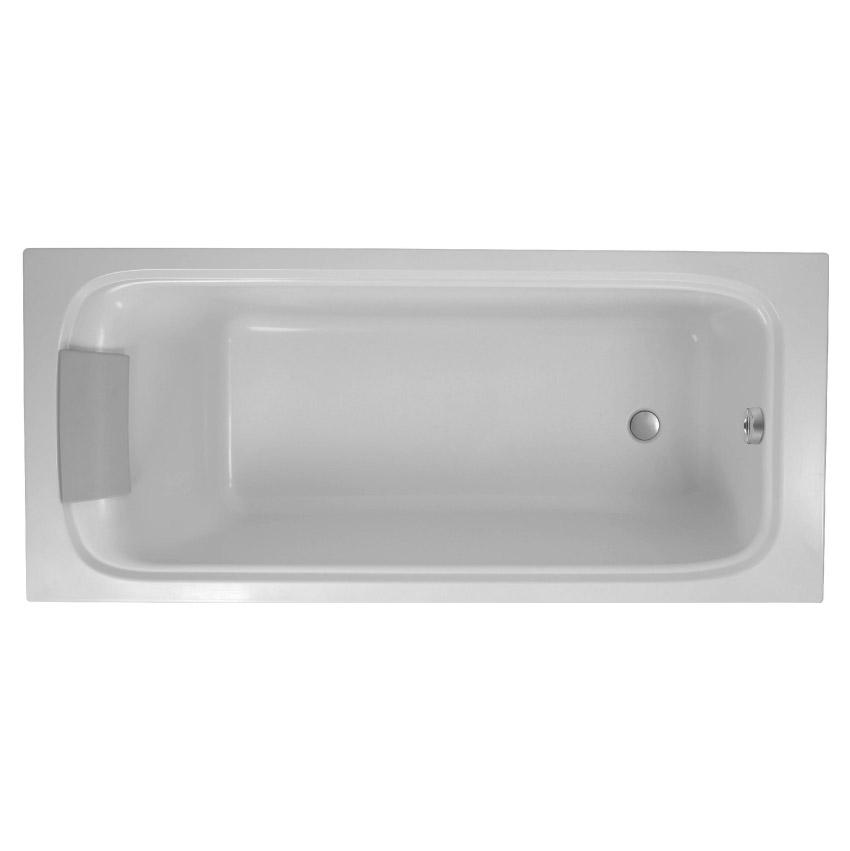 Купить Акриловая ванна Jacob Delafon Elite 170x70 см, Франция, белый, акрил