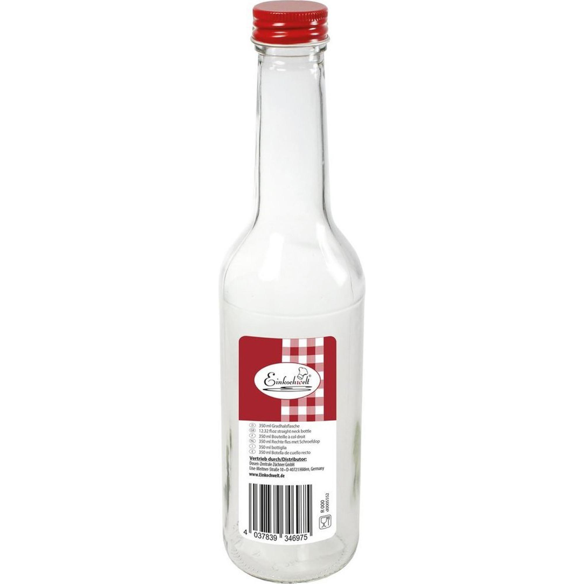 Бутылка 350мл с крышкой Einkochwelt 346975 фото