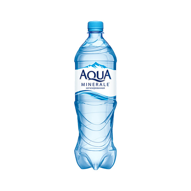 Фото - Вода питьевая Aqua Minerale негазированная 1 л вода питьевая aqua minerale негазированная 2 л