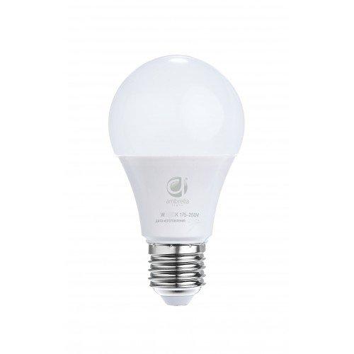 Лампа матовая Ambrella light led a60-pr 20w e27 4200k /170w/ 0 pr на 100