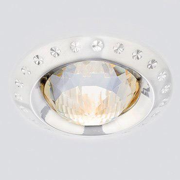 Светильник Ambrella 777 WH белый MR16